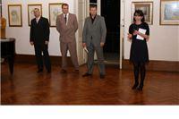 Otvorena izložba Ivan Lacković Croata & učenik