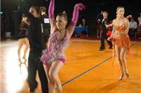 Ivan i Stela na Prvenstvu Republike Hrvatske u latinsko-američkim plesovima