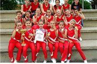 14. kvalifikacijski turnir- 3. zlato za virovitičke mažoretkinje u 2009.