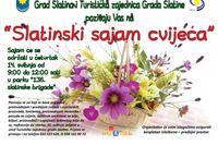 Poziv izlagačima na Sajam cvijeća