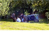 Tragedija u Slatini: Instruktor vožnje poginuo pod prevrnutim traktorom