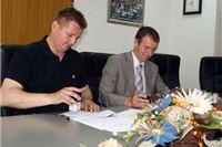 Potpisan ugovor o sanaciji temelja Palače Pejačević