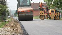 Započelo asfaltiranje Mlinske ulice u Sv. Đurđu