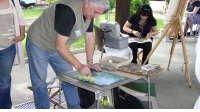 U Slatini se družili i stvarali umjetnici iz 14 gradova