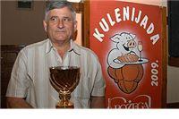 Vladimir Pleša iz Orahovice podbjednik 29. požeške kulenijade