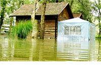 Drava kod Noskovaca poplavila vikendice