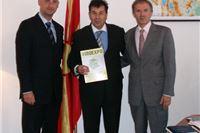 """Makedonija – nova zemlja sudionica 15. jubilarnog sajma """"Viroexpo 2010"""