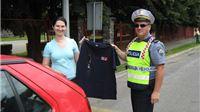 Policija vozačima dijelila majice