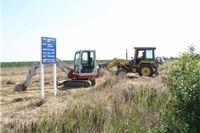 Počeli radovi na izgradnji novog nogometnog stadiona
