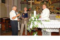 Svečanost za 40.godina misništva