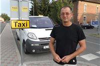 Jedini slatinski taksist muku muči sa sivom konkurencijom