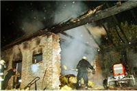 Izgorjeli duhan, traktor i oprema vrijedni više od 150 tisuća kuna