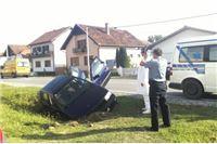 Prometna nesreća u Slatini