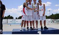 Mlade košarkašice iz Čačinaca prvakinje Hrvatske