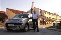 Dom za psihički bolesne odrasle osobe Borova dobio donaciju od Centra za vozila Hrvatska