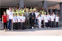 Župan i gradonačelnik primili osvajače medalja sa Sportskih igara mladih Bistra 2009