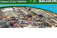 Županija se u subotu 12. rujna predstavlja na Bjelovarskom sajmu