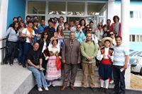 Posjet članova KUD-a iz Grčke