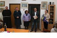 U Dnevnom boravku Crvenog križa u Virovitici otvorena likovna izložba Vilima Šolca