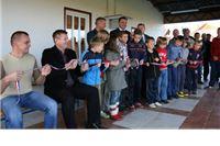 U Breziku otvoren novi mjesni dom i dječje igralište