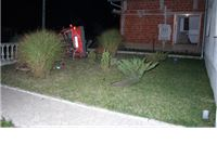 U Čađavici poginuo vozač osobnog automobila