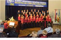I ove godine uspješan nastup Rodoljuba na susretu hrvatskih zborova u Novigradu