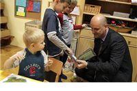 Župan Tolušić posjetio Dječji vrtić Suncokret u Slatini