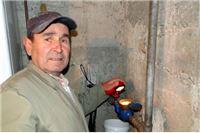 """Poludjeli"" vodomjer troši 1000 litara vode na dan"