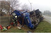 Poginuo 25-godišnji vozač kamiona