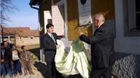 Otkrivena obnovljena spomen ploča na rodnoj kuća Petra Preradovića