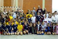 """Sportom protiv ovisnosti- projekt """"Odaberi sport"""" za djecu osnovnih škola"""