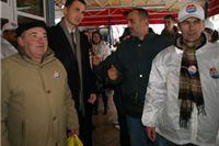 Primorac u Virovitici: Učinit ću sve da Virovitica dobije veleučilište