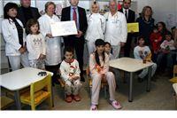 Raiffeisenbank Austria Odjelu za dječje bolesti donirala 50.000 kuna