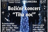 "Božićni koncert ""Tiha noć"""