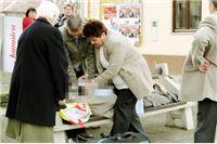 Više od sata mrtav čovjek ležao na klupi željezničkog kolodvora u Slatini