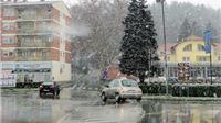Snježne padaline zahvatile Orahovicu
