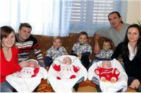 Tri djevojčice i tri dječaka zbližili hrvatsku i austrijsku obitelj