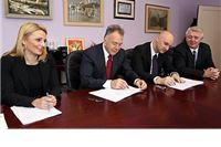 Potpisan ugovor o sufinanciranju izgradnje 5 područnih škola vrijedan više od 6,5 milijuna kuna