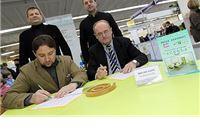 Potpisan sporazum o poslovnoj suradnji Tehničke škole Virovitica i Elektrostrojarske škole Varaždin