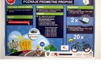 Počinje nagradni natječaj Prometna učilica