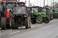 Na cestama županije 760 traktora, u petak blokada graničnog prijelaza?
