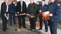 Virovitički vatrogasci dobili najmoderniju opremu za pomoć unesrećenima