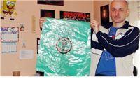 Komrad nezakonito naplaćuje vreće za smeće s logotipom