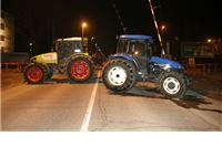 Policija: Seljaci su na nas išli traktorima u punoj brzini