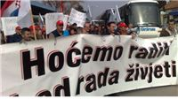 Opljačkani orahovički radnici stigli u Viroviticu