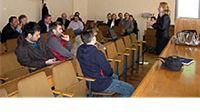 VIDRA održala predavanje u Orahovici o poticajima za poduzetnike