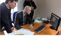 Župan Tolušić u Špišić Bukovici otvorio ured HZPSS-a
