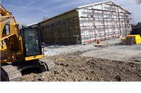 Finiširanje radova na sportskoj dvorani u Čačincima, otvorenje idući mjesec