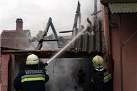 Požar u Cabuni – izgorjeli strojevi i alati