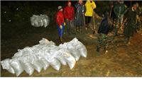 Slatina: Vrećama pijeska branili se od nabujalog kanala
